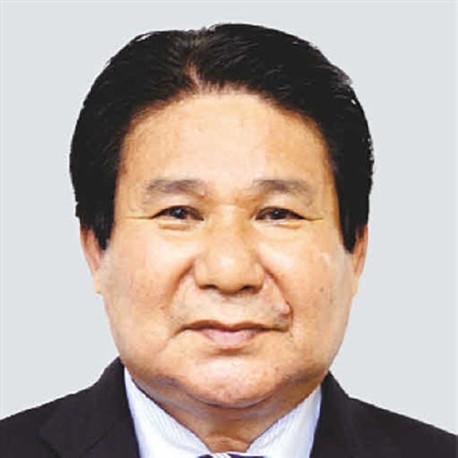 中尾博憲氏